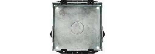 Монтажная коробка Urmet Sinthesi Steel на 1 модуль (врезная)