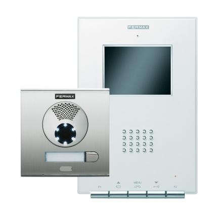 Комплект домофона FERMAX iLoft + N-City