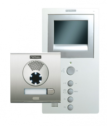 Комплект домофона FERMAX Loft Compact + N-City 4958