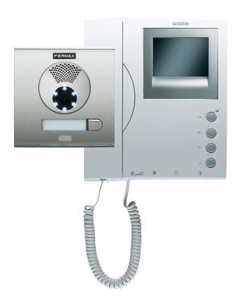 Комплект домофона FERMAX Loft + N-City 4961