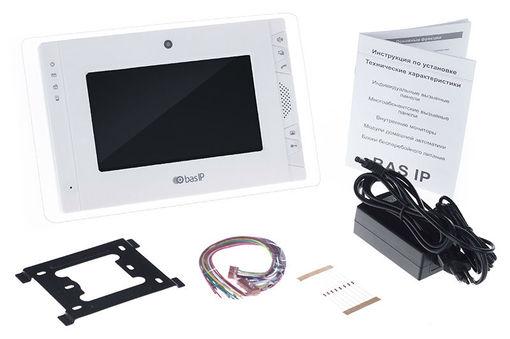 Видеодомофон BAS-IP AF-07 v3