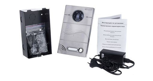 Панель вызова Bas-IP AV-01 v3
