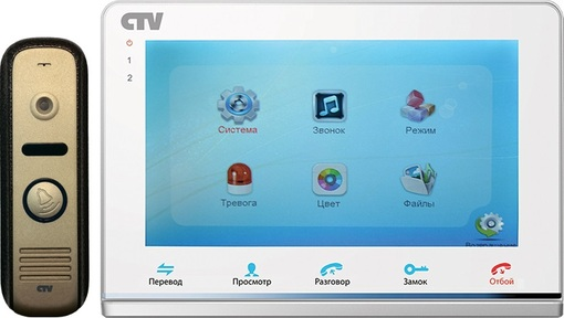 CTV-DP2700 IP