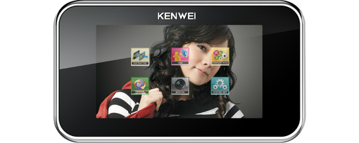 Kenwei KW-S702TC Black
