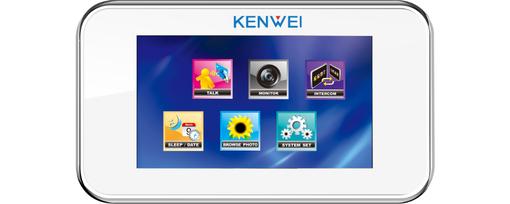 Kenwei KW-S702TC White